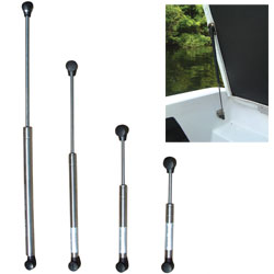 Stainless-Steel Gas Struts for Dock Boxes & Hatches