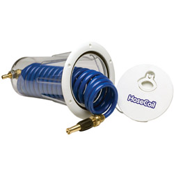 HoseCoil Enclosure with Hose