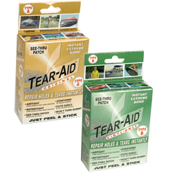 TEAR-AID® Fabric and Inflatable Repair Patches