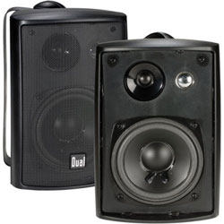 "3 Way 4"" Speakers"