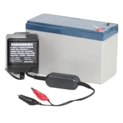 Gel Cell Battery Kit