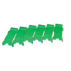 Halkey-Roberts PFD Inflator Replacement Green Lever Arms (6)