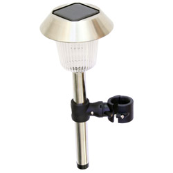 RailLight Premium™ Solar-Powered Light