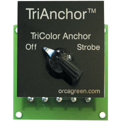 Selector Switch for TriAnchor Navigation Light with Strobe