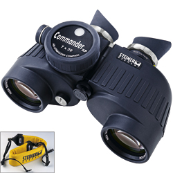 Commander XP 7 x 50 Binoculars with Compass