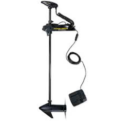 "PowerDrive V2 Pontoon Freshwater Bow-Mount Trolling Motor, 54lb. Thrust, 48"" Shaft, 12V"