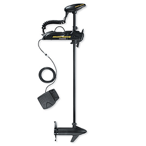"PowerDrive V2 Pontoon Freshwater Bow-Mount Trolling Motor, 68lb. Thrust, 48"" Shaft, 24V"