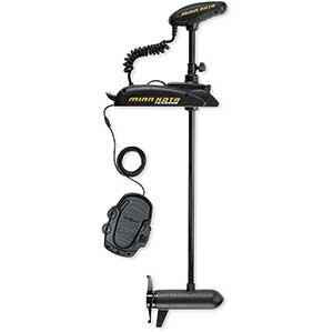 "Terrova 80 Freshwater Bow-Mount Trolling Motor, 60"" Shaft, 80lb. Thrust, 24V"
