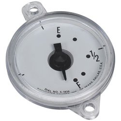 Direct Site Fuel Gauge