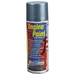 Inboard, I/O Engine Paint & Outboard Paint