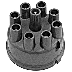 Distributor Cap Only, V8 with Mallory