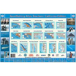Sportfishing Atlas, Southern California Edition