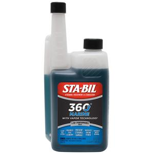 360˚ Marine Ethanol Treatment & Stabilizer, 32oz.