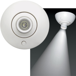 LED Surface Utility Eyeball Light