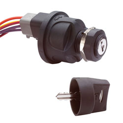 Sealed Ignition Switches
