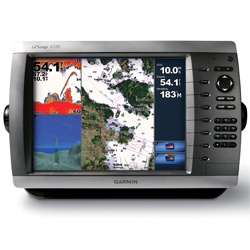 GPSMAP®  4210 Network Chartplotter with U.S. Coastal Detail Map, 10""