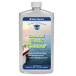 Pure Oceans Non-Skid Deck Cleaner, Quart