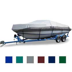 V-Hull Runabout Hot Shot Outboard Boat Covers