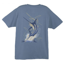Men's Swordfish Strike Short-Sleeve Tee