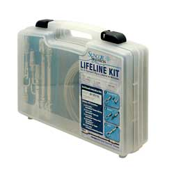 Stainless Do-It-Yourself Lifeline Kits