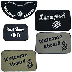 Welcome-Aboard Standard Boarding Mats