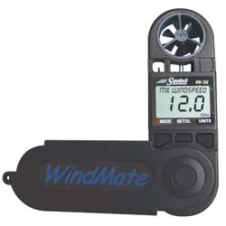 WindMate 350 Windspeed/Direction/Temp/ Barometer/Altimeter