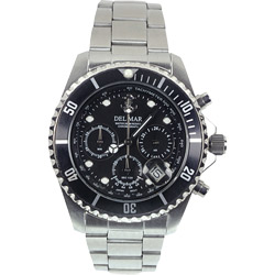 Men's Anchor Dial 200 Chronograph Watch