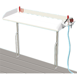 Fillet & Bait Tables  Bait Tables  Fishing  West Marine