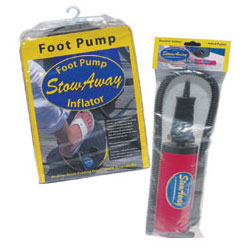 Daca Innovations StowAway Double-Action Hand Pump Sale $9.99 SKU: 9592031 ID# 09-0101 UPC# 892842001549 :