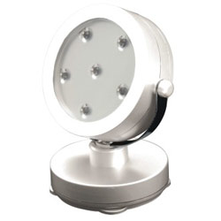 Wireless 6-LED Spotlight