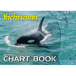 Mariners Ink Yachtsman Northwest Chart Book