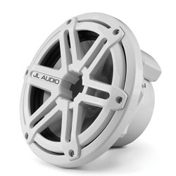 "7.7"" White M770-CCS Component Speaker, Sport Grill"