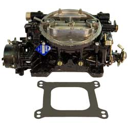 Remanufactured Carburetor, 4 Barrel, Carter (Weber)