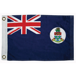 Cayman Islands Courtesy Flag