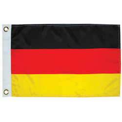 "Germany Courtesy Flag, 12"" x 18"""