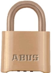 Abus Lock Body Width 2, Vertical Clearance 1, Shackle Diameter 5/16