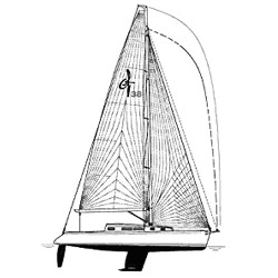 Cape Fear 38 Custom Rigging