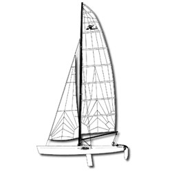 Hobie 20 Custom Rigging