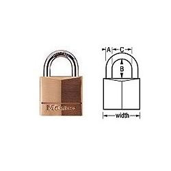 Master Lock 2 Pack Brass Keyed Alike Sale $10.99 SKU: 4604880 ID# 140T UPC# 71649030437 :