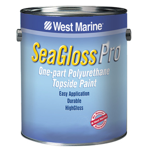 SeaGloss Pro One-Part Polyurethane Topside Paint