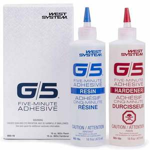 G/5 Five-Minute Epoxy Adhesive