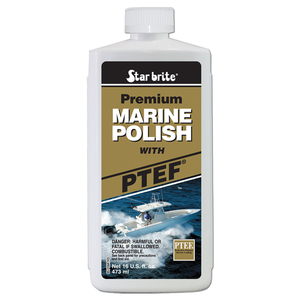 Premium Marine Polish  With PTEF®