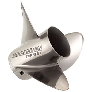 "Quicksilver Torrent Propellers, 14"" Diameter"