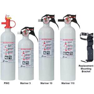 Mariner Dry Chemical Fire Extinguishers