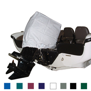 Outboard Motor Covers in Hot Shot Colors