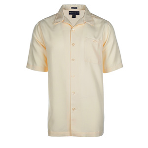 Men's Bungalow Short-Sleeve Woven Shirt