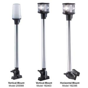 All-Round Pole Lights