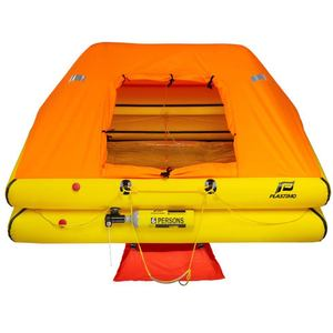 Standard Cruiser Life Rafts with Valises