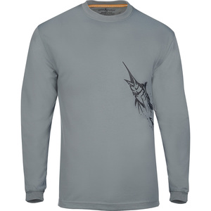 Men's Marlin Wrap Long-Sleeve Tech Tee