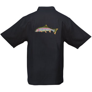 Men's Rainbow Trout Shirt